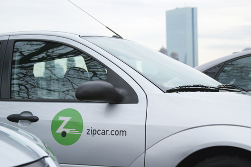 zipcar 60 Tips for an Extra Green Earth Day